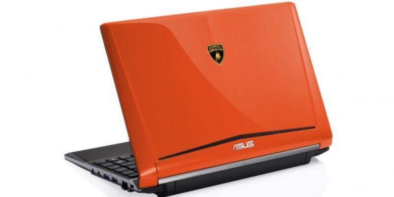 Lamborghini görünümlü netbook!