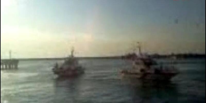 İDO feribotu Adalar açıklarında gemiyle çapıştı