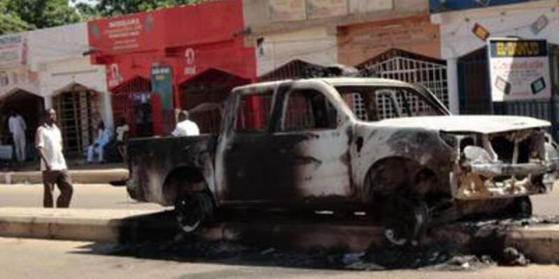 Nijerya'da kanlı Noel: 39 ölü