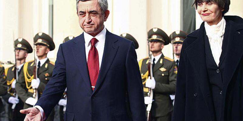 Sarkisyan'dan Sarkozy'e mektuplu teşekkür