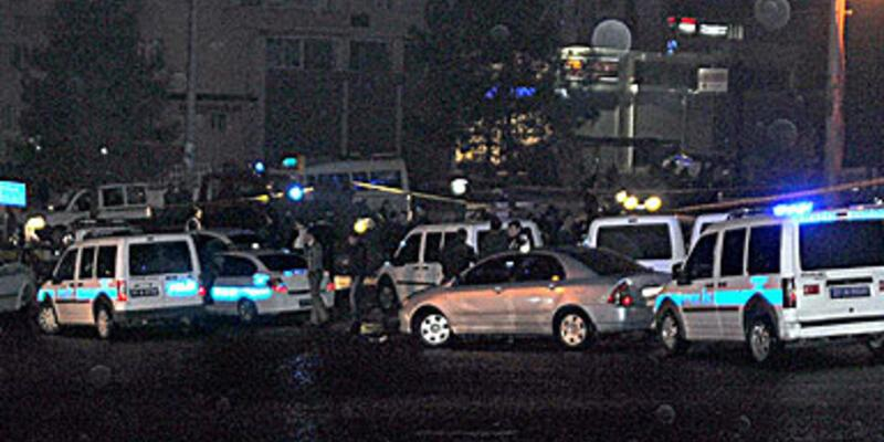 Trafikte polisle çatıştılar!