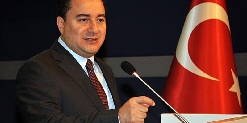"""Babacan: """"Türkiye bir ekonomi ve demokrasi başarısı"""""""