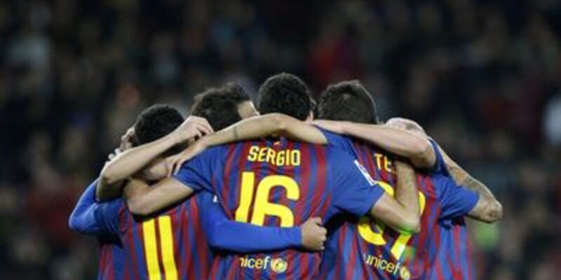 Barcelona 9 doğurdu!