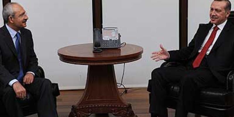 Kılıçdaroğlu'ndan Erdoğan'a ziyaret