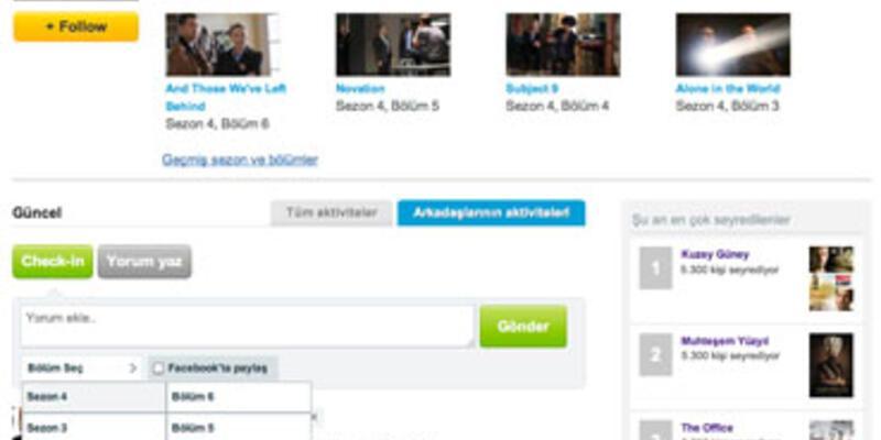Tivilog'un ekran görüntüleri yayınlandı