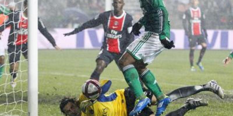 PSG son maçta zirveyi devraldı