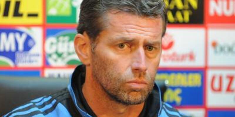 Skibbe, Eskişehirspor'u bıraktı