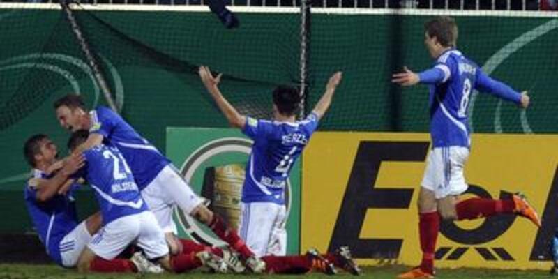 4. Amatör Lig takımı mucize yarattı