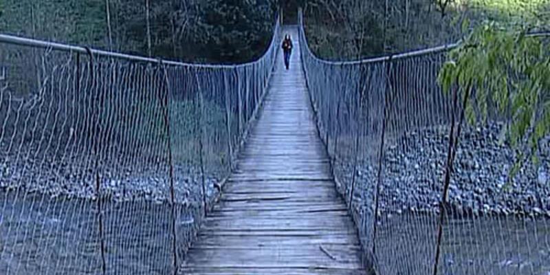 Bu köprünün hikayesi sizi çok şaşırtacak!