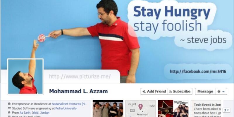 Facebook'ta en yaratıcı Zaman Tüneli resimleri