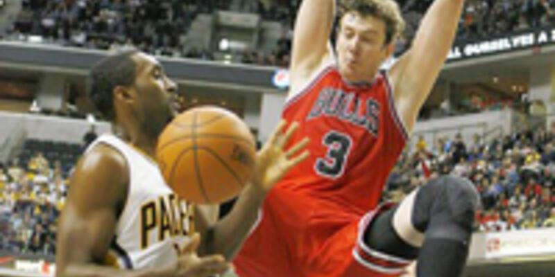 Chicago Bulls Pacers'ı da geçti