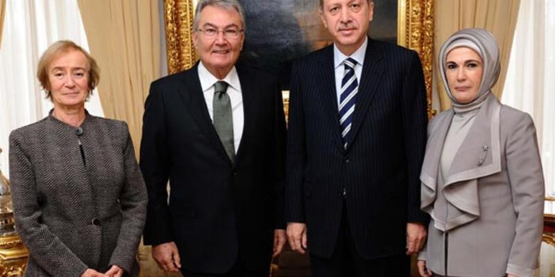 Başbakan, Deniz Baykal ile görüştü