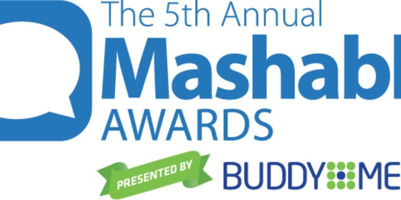 Mashable 2011 ödülleri açıklandı