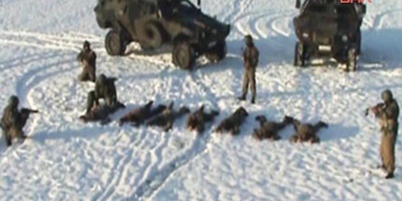Elazığ'da 1 PKK'lı öldürüldü