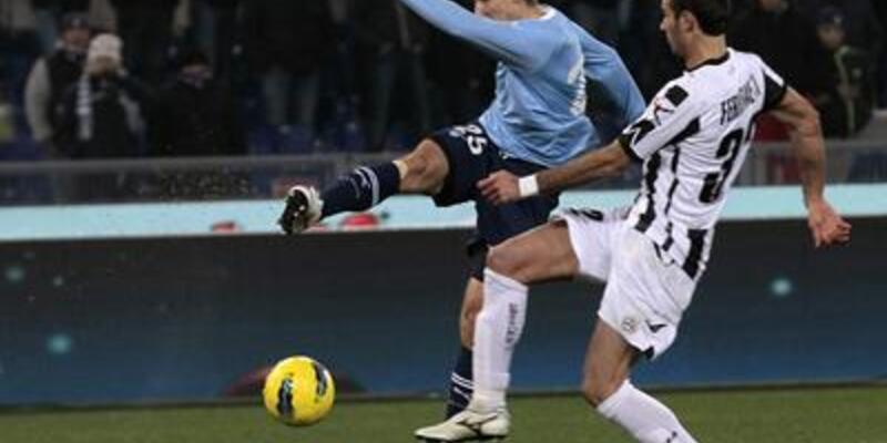 Lazio ile Udinese yenişemedi