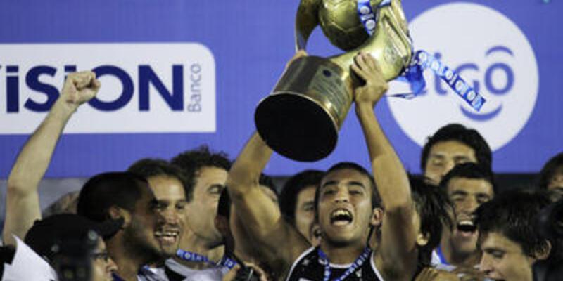 Paraguay'ın şampiyonu Olimpia