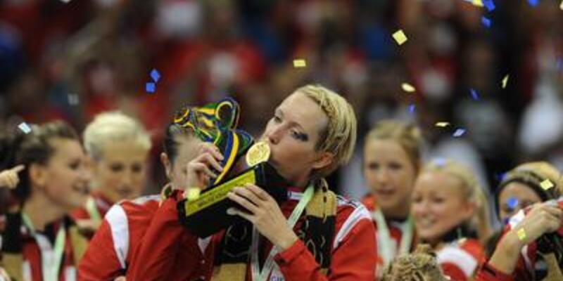 Norveç, Fransa'yı eze eze dünya şampiyonu!