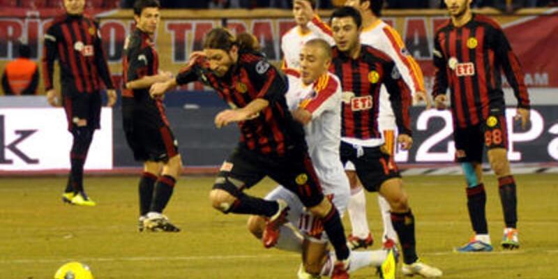 Eskişehirspor yine kazandı: 1-0