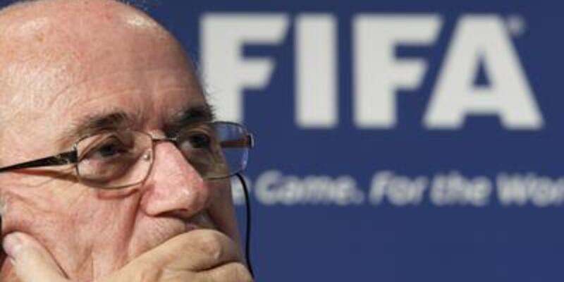 Blatter'dan Rusya ve Katar itirafı