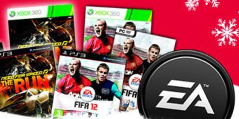 EA oyunlarında yılbaşı kampanyası