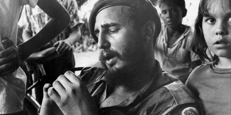 En tehlikeli rekoru Fidel kırdı