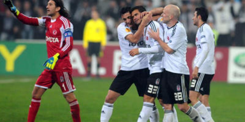 Beşiktaş'a güçlü rakip: Braga