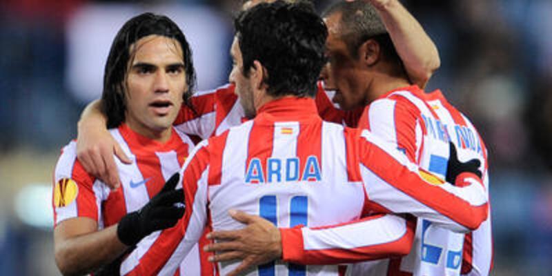 Arda seriye bağladı, Atletico rahat kazandı