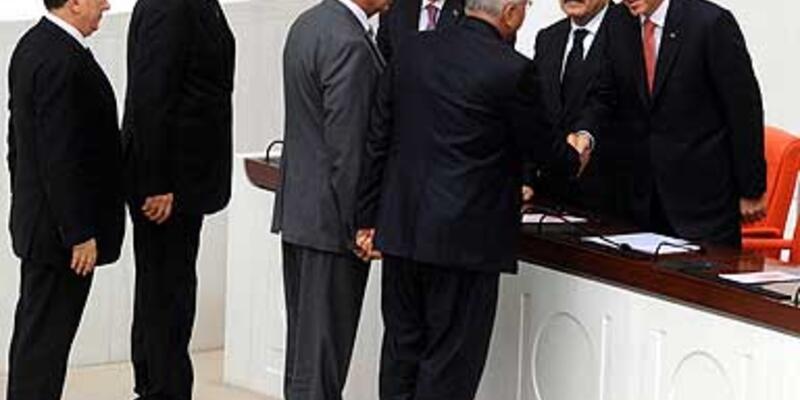 Erdoğan'a geçmiş olsun kuyruğu