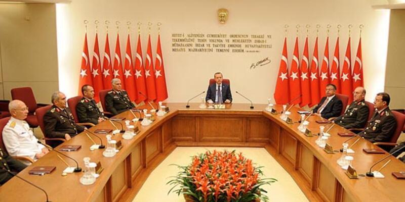 Erdoğan'ın ilk mesaisi YAŞ toplantısı