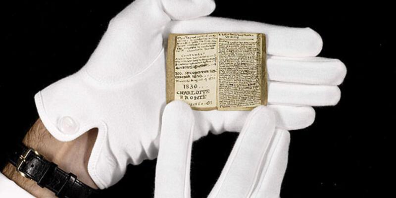 Bronte'un minyatür dergisi 2 milyon TL