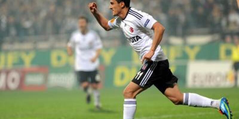 """Mustafa Pektemek: """"İyi oynuyorum"""""""