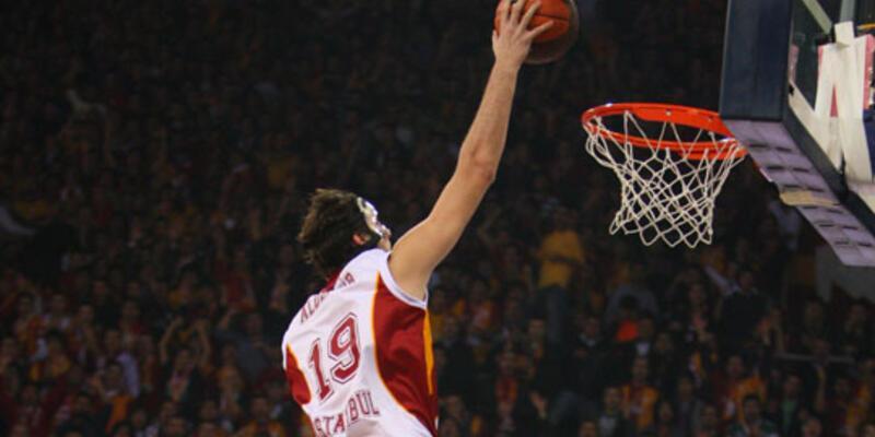 Galatasaray Top 16'da