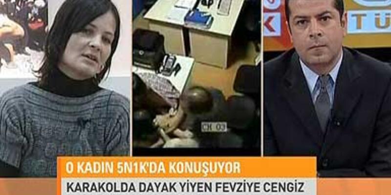 Karakoldaki dehşeti CNN TÜRK'te anlattı