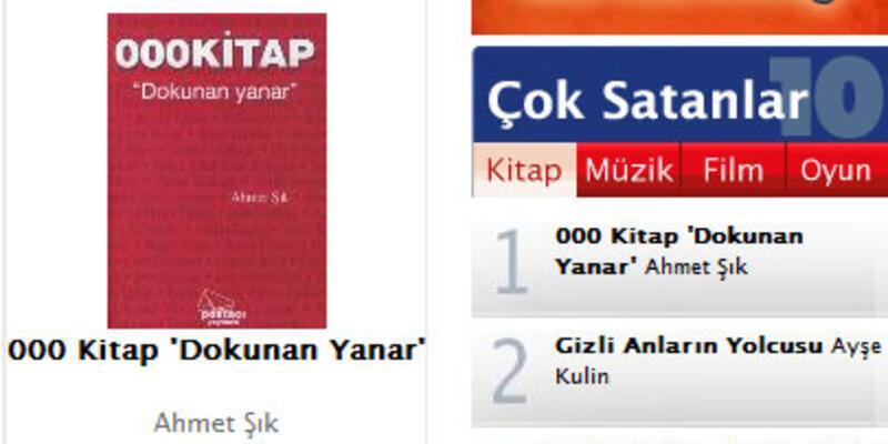 Ahmet Şık'ın olay kitabı zirvede!..
