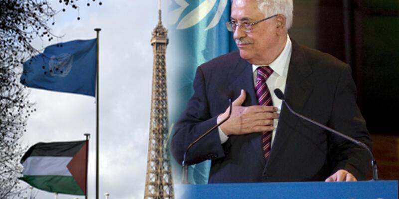 Filistin UNESCO'ya katıldı