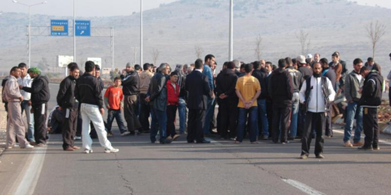Suriye sınırı kapatıldı