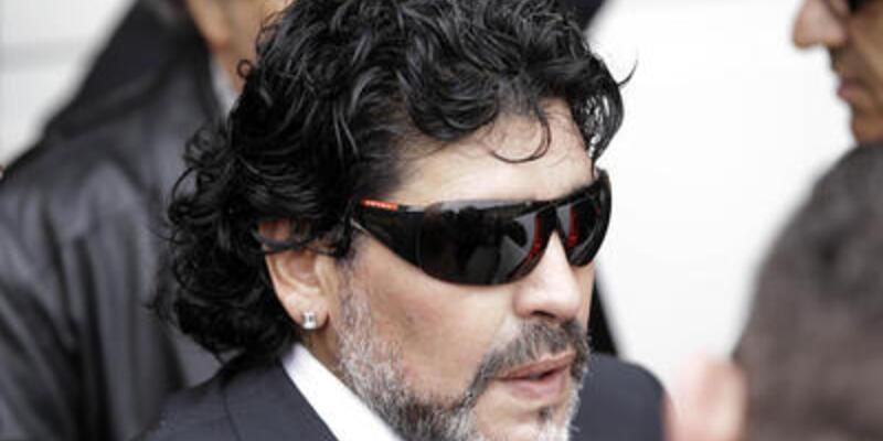 Maradona rahat durmuyor!
