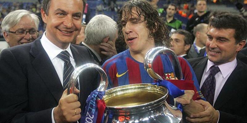 Zapatero'dan Barcelona'ya övgü