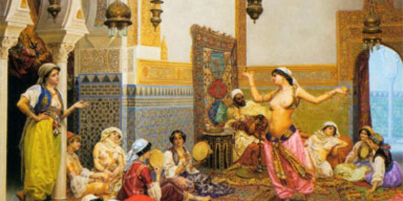 Harem'in yazarı yazmadıklarını anlattı