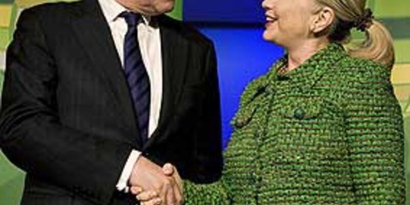 Hillary Clinton'ın yaptığına bak!