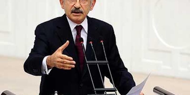 """Kılıçdaroğlu yanıt verdi: """"Militan yargı"""""""