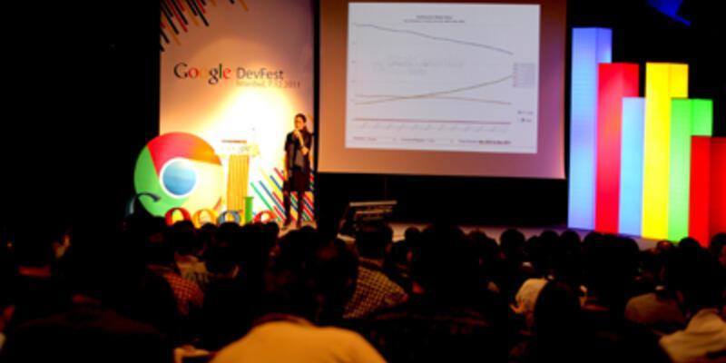Google Chrome yazılımcıları buluşturdu
