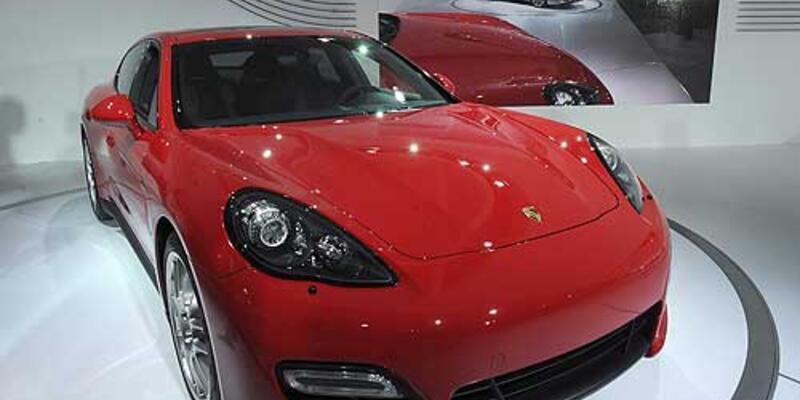 Porsche internete çıktı, anında tükendi
