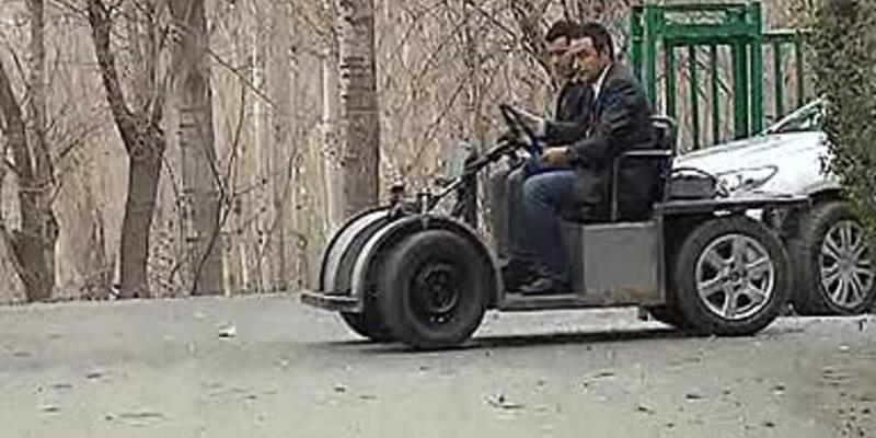 İşte ilk Türk yapımı elektrikli oto