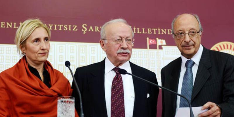 """CHP ve BDP'den """"212"""" önergesi"""