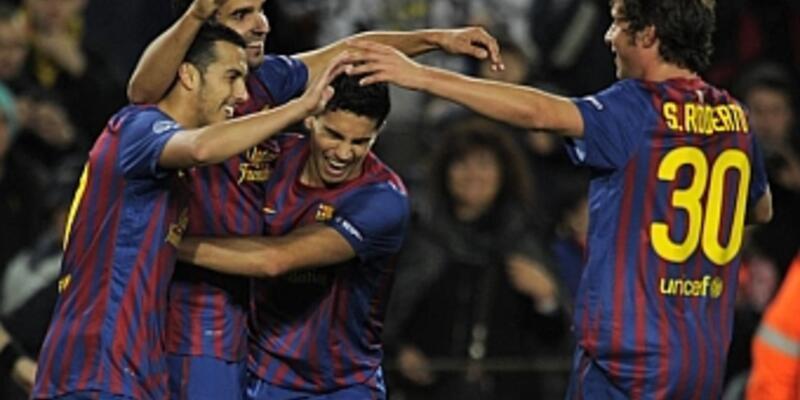 Sahaya Barça'nın yerine La Masia çıktı
