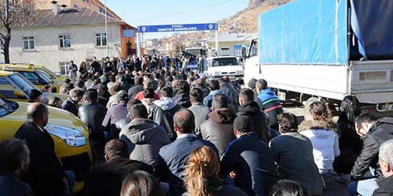 Tunceli'de 5 tutuklama