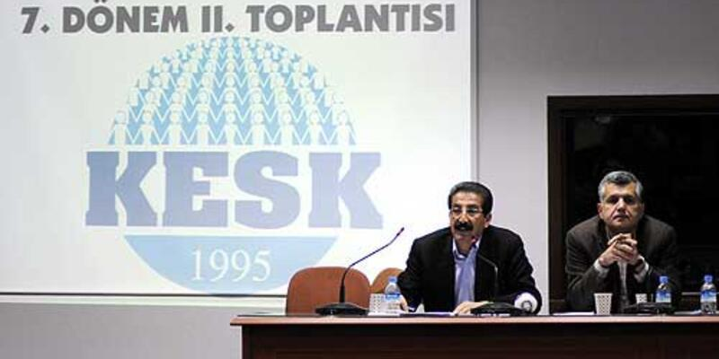 KESK'ten 21 Aralık'ta grev çağrısı