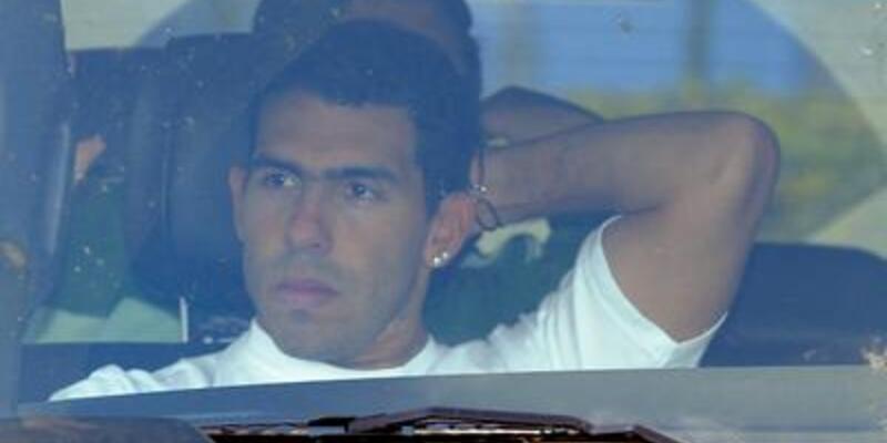 Mancini Tevez için tarih verdi