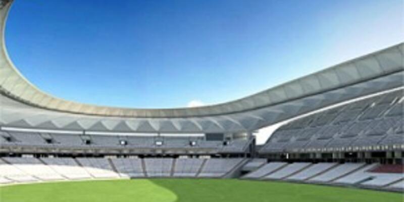 İşte Atletico Madrid'in yeni stadı